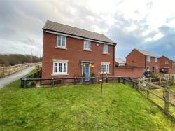 Detached House For Sale Thurnby Leicester Leicestershire LE7