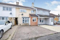 Terraced House For Sale Thurnby Lodge Leicester Leicestershire LE5