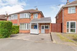 Semi Detached House For Sale Off Scraptoft Lane Leicester Leicestershire LE5