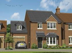 Detached House For Sale Little Bowden Rise Market Harborough Leicestershire LE16
