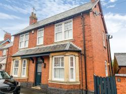 Detached House For Sale Husbands Bosworth Lutterworth Leicestershire LE17