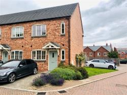 Semi Detached House For Sale Husbands Bosworth Lutterworth Leicestershire LE17