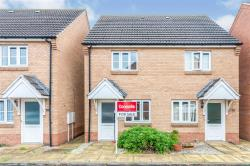 Semi Detached House For Sale Asfordby Melton Mowbray Leicestershire LE14