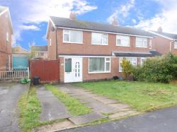 Semi Detached House For Sale Oadby Leicester Leicestershire LE2