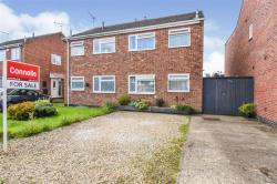 Semi Detached House For Sale Fleckney Leicester Leicestershire LE8