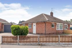 Semi - Detached Bungalow For Sale Oadby Leicester Leicestershire LE2