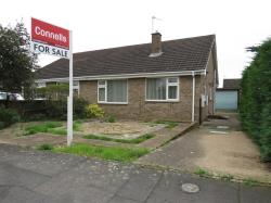 Semi - Detached Bungalow For Sale  Grantham Lincolnshire NG31