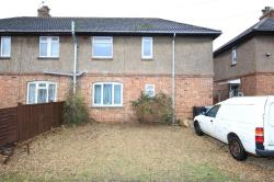 Semi Detached House For Sale East Avenue Grantham Lincolnshire NG31