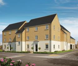 Flat For Sale Priors Hall Park Corby Northamptonshire NN17