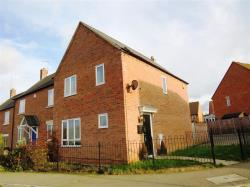 Semi Detached House For Sale Mawsley Kettering Northamptonshire NN14