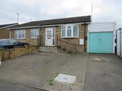 Semi - Detached Bungalow For Sale Irchester Wellingborough Northamptonshire NN29