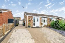 Semi - Detached Bungalow For Sale Raunds Wellingborough Northamptonshire NN9