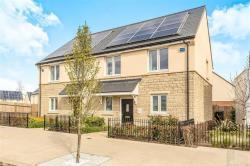 Terraced House For Sale Elmsbrook Phase 2 Bicester Buckinghamshire OX27