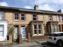 Terraced House For Sale Richmond Road Taunton Somerset TA1