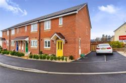 Semi Detached House For Sale Pyrland Fields Taunton Somerset TA2