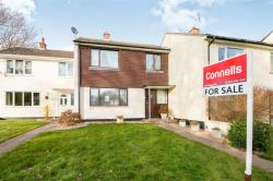 Semi Detached House For Sale Ladymead Road Taunton Somerset TA2