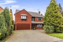 Detached House For Sale Cheslyn Hay Cannock Staffordshire WS6