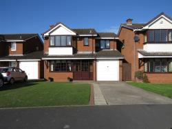 Detached House For Sale Penkridge Stafford Staffordshire ST19