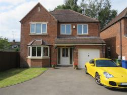 Detached House For Sale Hazelslade Cannock Staffordshire WS12
