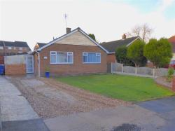 Detached Bungalow For Sale  Cannock Staffordshire WS11
