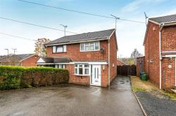 Semi Detached House For Sale Hednesford Cannock Staffordshire WS12