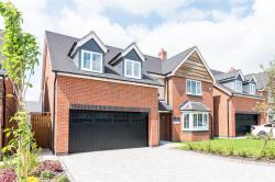Detached House For Sale St. Peters Walk King Street Yoxall Staffordshire DE13