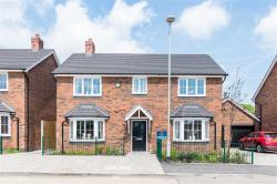 Detached House For Sale King Street Yoxall Staffordshire DE13