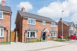 Detached House For Sale Burton-On-Trent BURTON-ON-TRENT Staffordshire DE13