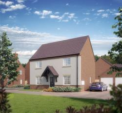 Detached House For Sale Hill Ridware Rugeley Staffordshire WS15