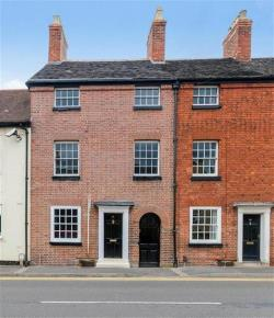 Terraced House For Sale  Lichfield Staffordshire WS13