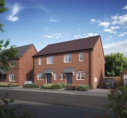 Semi Detached House For Sale Hill Ridware Rugeley Staffordshire WS15