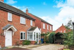 Terraced House For Sale Fradley Lichfield Staffordshire WS13