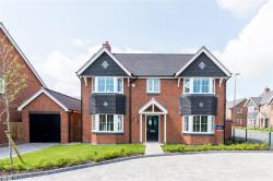 Detached House For Sale St Peters Walk King Street Yoxall Staffordshire DE13