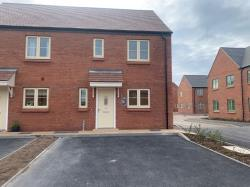 Semi Detached House For Sale  Alrewas Staffordshire DE13