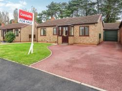 Detached Bungalow For Sale  Stafford Staffordshire ST16