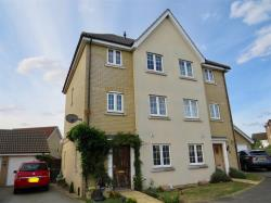 Semi Detached House For Sale Lapwing Grove Stowmarket Suffolk IP14