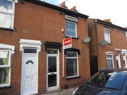 Terraced House For Sale  Ipswich Suffolk IP1