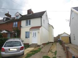 Terraced House For Sale Shotley Gate Ipswich Suffolk IP9