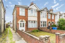 Terraced House For Sale  Ipswich Suffolk IP3
