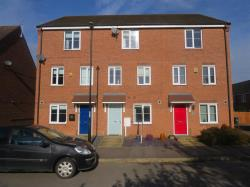Terraced House For Sale Bannerbrook Park Coventry West Midlands CV4