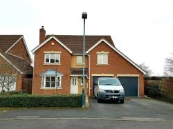 Detached House For Sale Salford Priors Evesham Worcestershire WR11