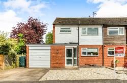 Semi Detached House For Sale Ettington Stratford-Upon-Avon Warwickshire CV37