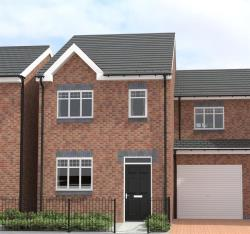 Terraced House For Sale Plot 25 Peel Street Tipton West Midlands DY4