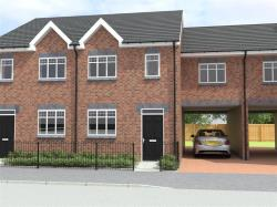 Terraced House For Sale Plot 23 Peel Street Tipton West Midlands DY4