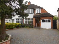 Semi Detached House For Sale Streetly Sutton Coldfield West Midlands B74