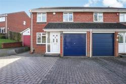 Semi Detached House For Sale  Sutton Coldfield Warwickshire B76