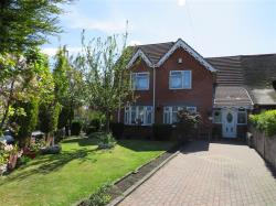Semi Detached House For Sale  Walsall West Midlands WS1