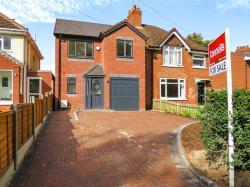 Detached House For Sale  Walsall West Midlands WS3