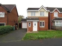 Detached House For Sale Pelsall Walsall West Midlands WS3