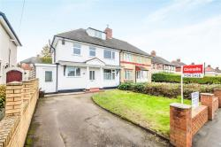 Semi Detached House For Sale  Wednesbury West Midlands WS10